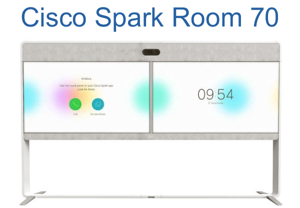 Cisco Spark Room 70寸 会议平板