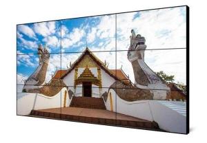 京东方 49寸 壁挂拼接大屏 体感互动拼接大